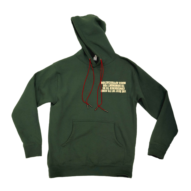 "Caviar Plaza FW20 ""Best of the Best"" Hoody, Green"