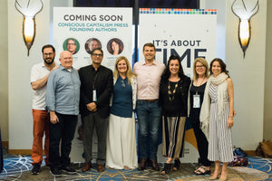 CC Press Founding Authors at the 2019 Conscious Capitalism Conference