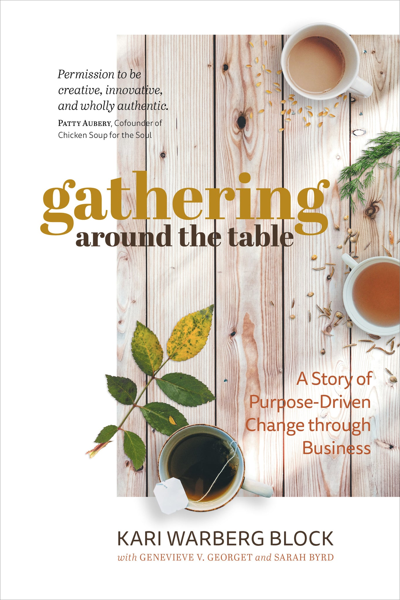 Gathering around the Table - Hardcover