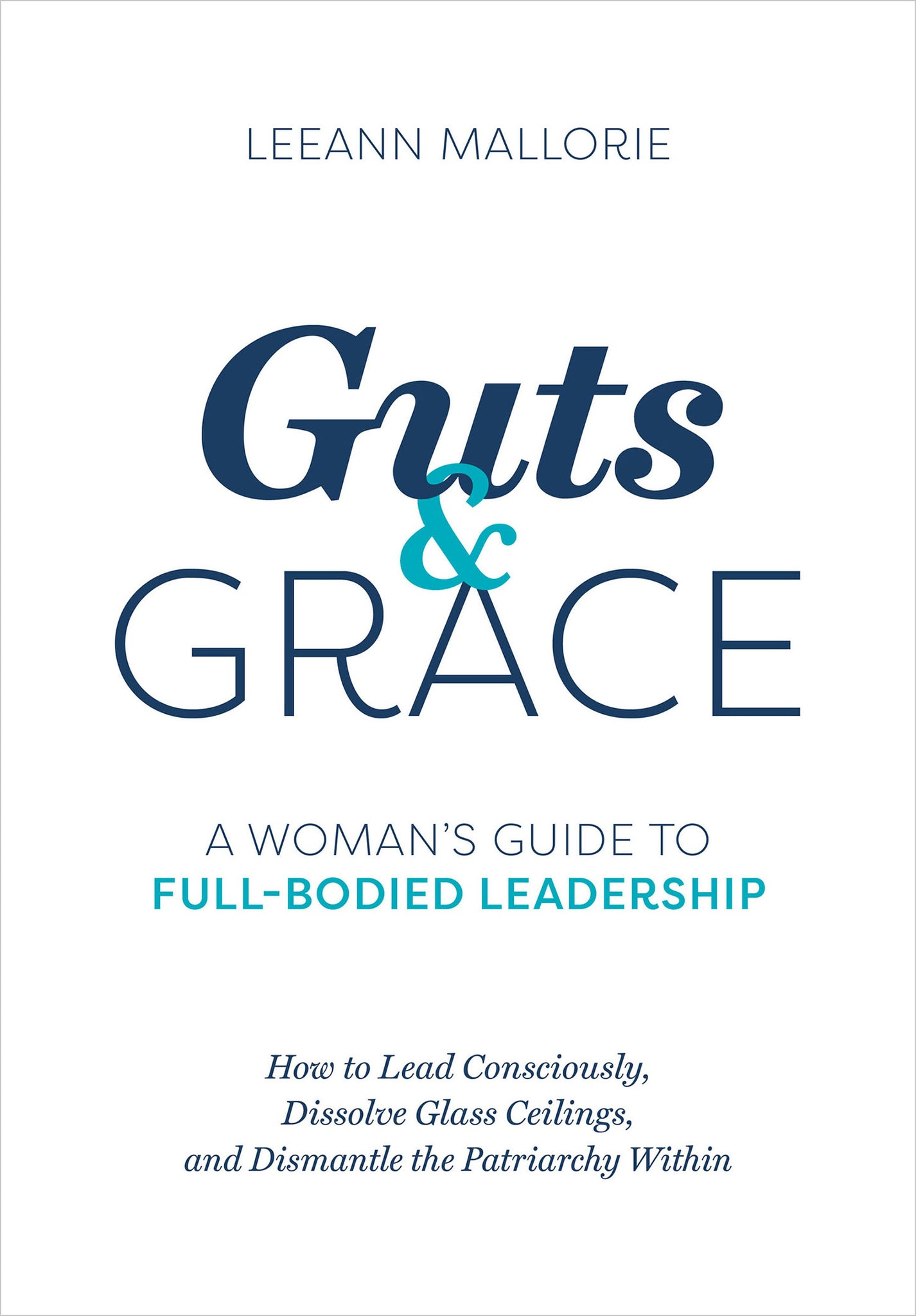 Guts and Grace - Hard Cover (Bulk Purchasing Options)
