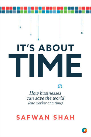 It's About TIME - Hard Cover (Bulk Purchasing Options)