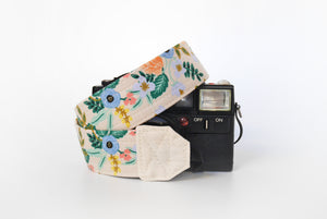 Camera strap Rifle paper co