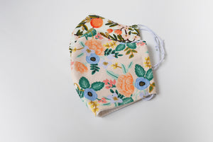 Rifle paper co facemask, floral face mask, Australia, washable mask