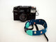 Thin camera strap, Mirrorless camera strap, rain drop