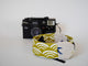 DSLR camera strap for Nikon and Canon, organic cotton