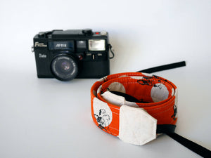 Long camera strap, Canon, Nikon, dog lover
