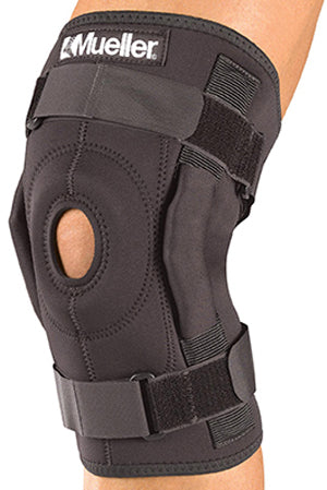 Mueller Hinged Wraparound Knee Brace