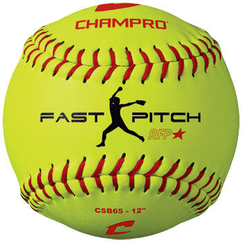 "Champro Recreational Fastpitch 12"" Softball"