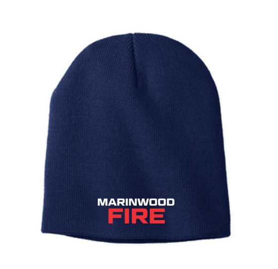 Marinwood Fire Department Beanie
