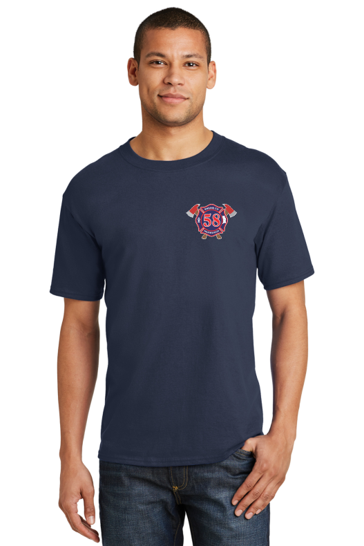 Marinwood Fire Department Cotton Shirt