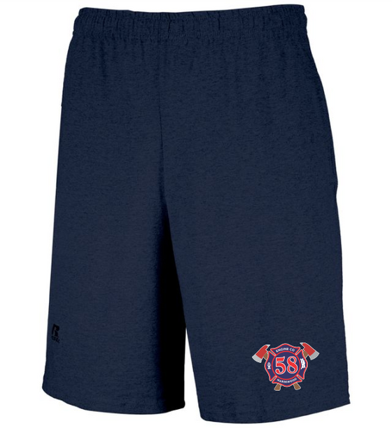 Marinwood Fire Department Polyester Shorts