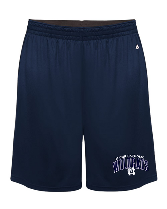 Marin Catholic Athletic Shorts Alt. Logo