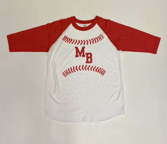 Marin Baseball 3/4 Sleeve Undershirt