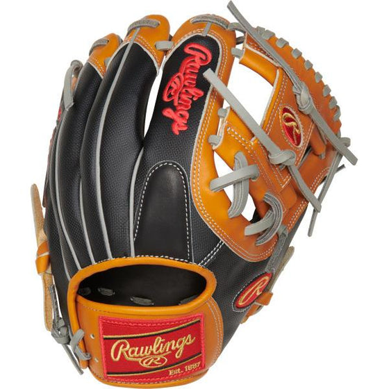"Rawlings PRO204-2TSS 11.5"" Heart Of The Hide Gold Glove Club Baseball Glove"