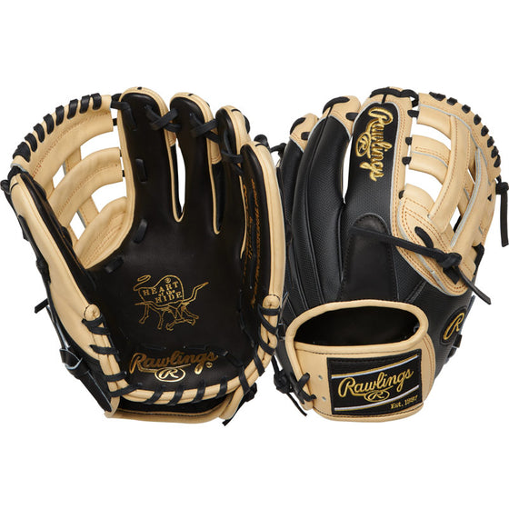 "Rawlings Heart of the Hide PRO205-6BCSS 11.75"" Baseball Glove"