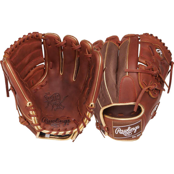 "Rawlings Heart of the Hide PRO205-9TIM 11.75"""" Baseball Glove"