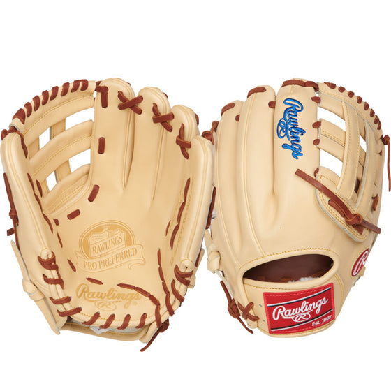 "Rawlings Pro Preferred PROSKB17 12.25"" Baseball Glove"