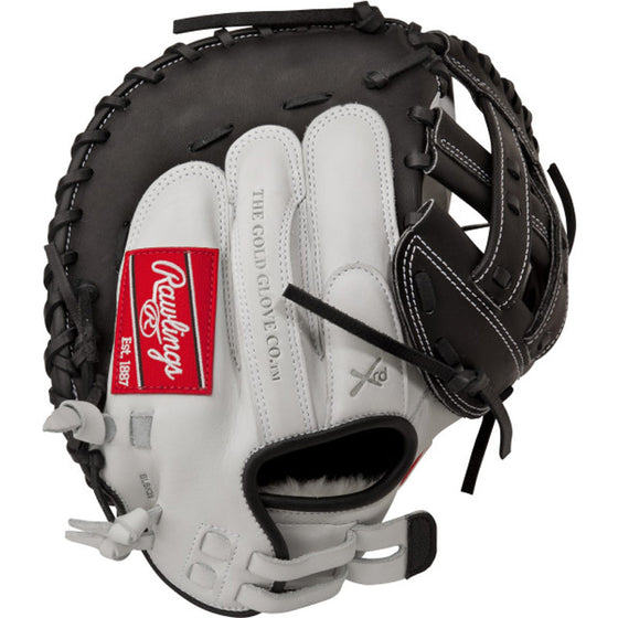 "RAWLINGS LIBERTY ADVANCED FASTPITCH SOFTBALL CATCHER'S MITT 33"" RLACM33"
