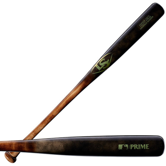 Youth Prime Maple Y271 Deep Flame/Distressed Black Baseball Bat