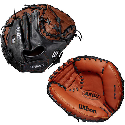 "Wilson A500 32"" Youth Baseball Catcher's Mitt"