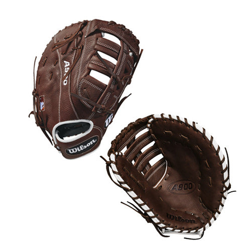 "Wilson A900 12"" Baseball First Base Mitt"