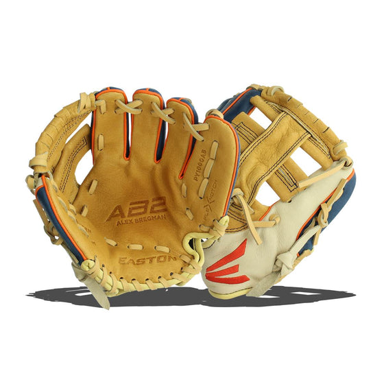 "Easton Pro Series Alex Bregman 10"" Youth Baseball Glove"