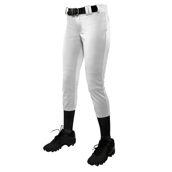 Champro Girl's Belted Softball Pants