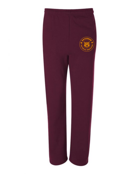 Davidson Middle School P.E. Sweatpants
