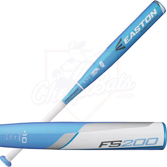 EASTON FS200 FASTPITCH SOFTBALL BAT -10OZ FP16S200