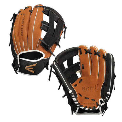 "Easton Scout Flex 10"" Youth Baseball Glove"
