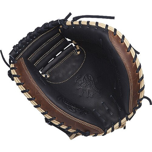 "Rawlings Heart of the Hide 33"" Baseball Catcher's Mitt"