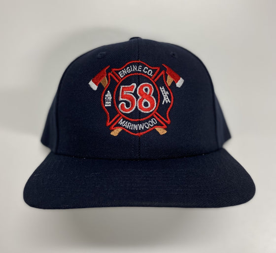 Marinwood Fire Department Hat