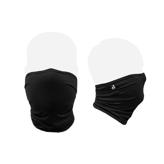 Performance Face Mask-Black