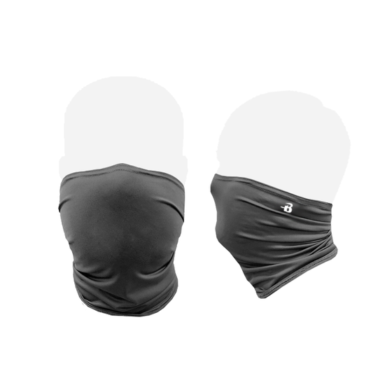 Performance Face Mask-Dark Grey