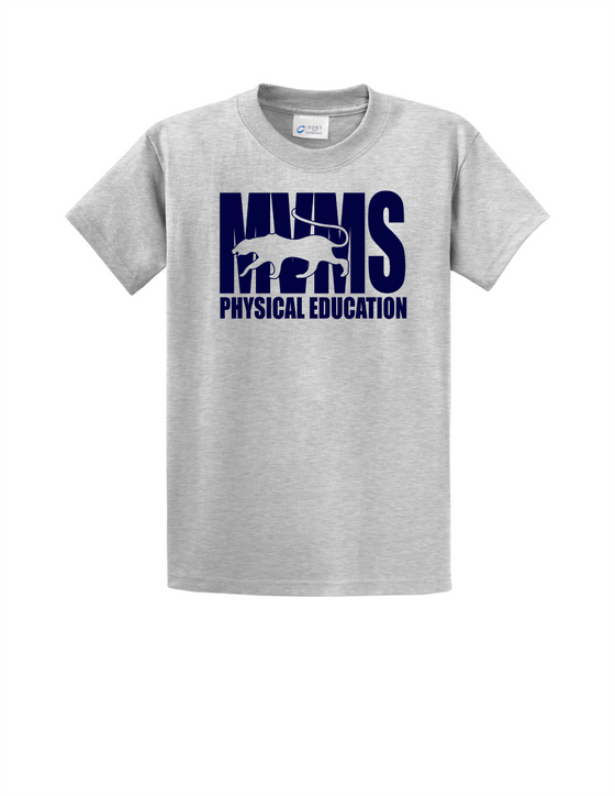 Mill Valley Middle School P.E. Shirt