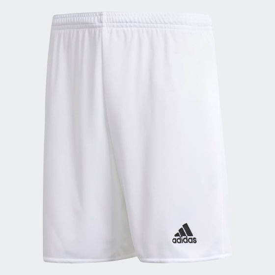 Adidas Youth Parma Shorts-White