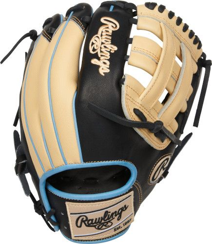 Rawlings Heart of the Hide PRO205-6CBSS 11.75 Adult Infield Baseball Glove - Gold Glove Club: March