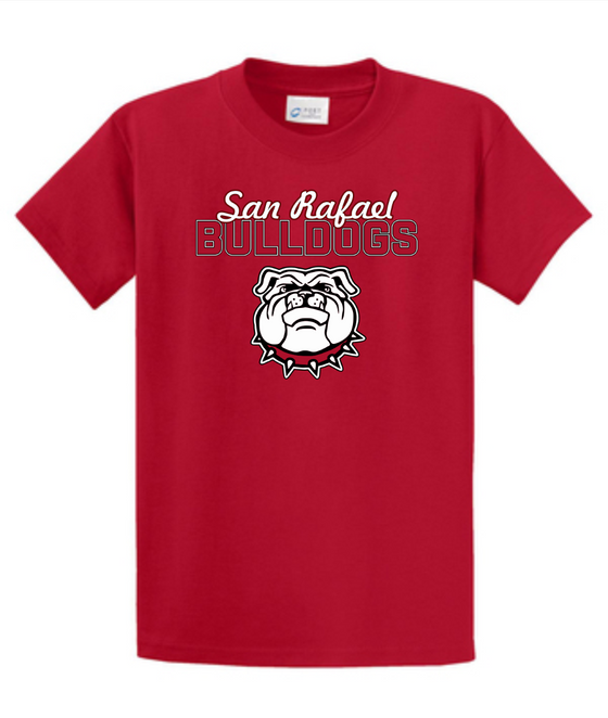 San Rafael High School Alt. Logo T-Shirt