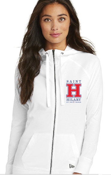 Saint Hilary Women's Zip Up