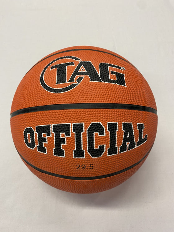 "TAG Rubber Basketball (29.5"")"