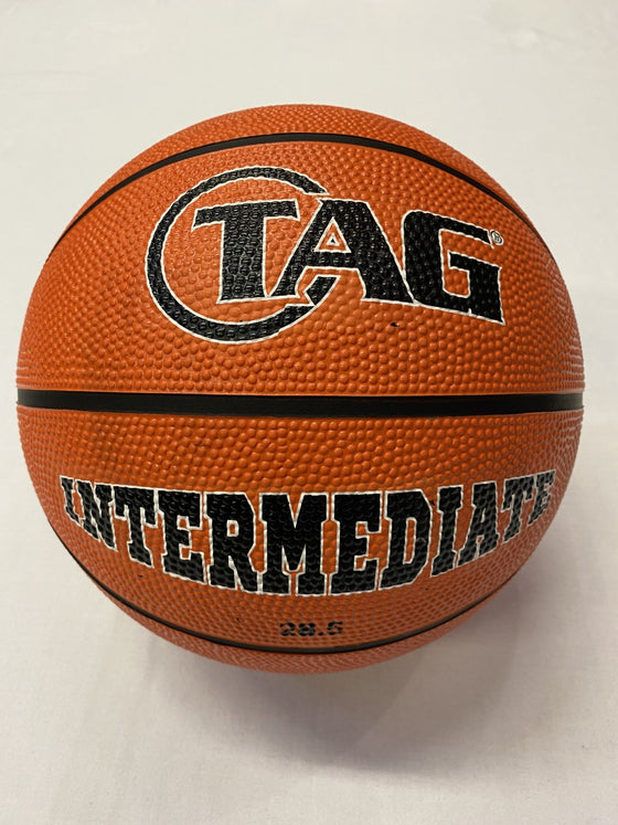 "TAG Rubber Basketball (28.5"")"