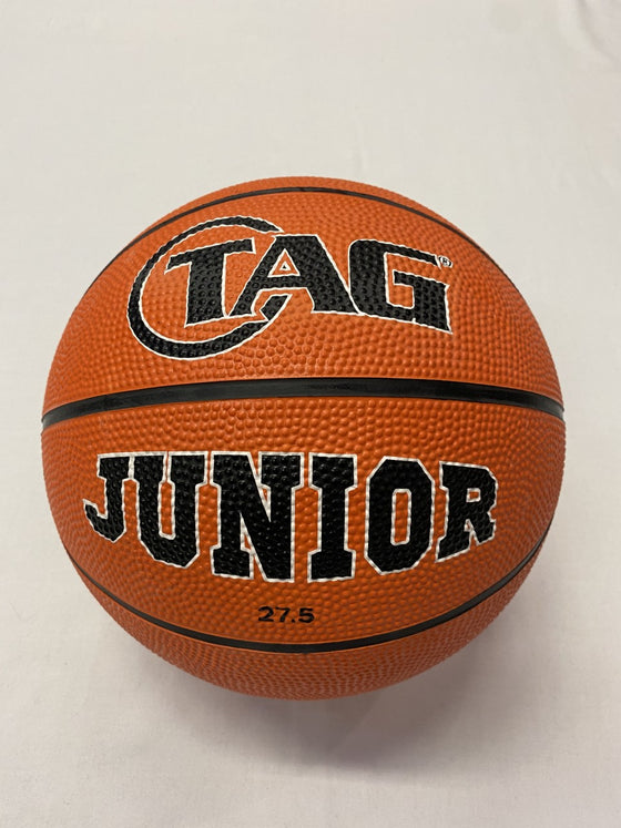 "TAG Rubber Basketball (27.5"")"
