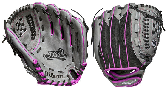 "Wilson Flash 11"" Youth Softball Glove"