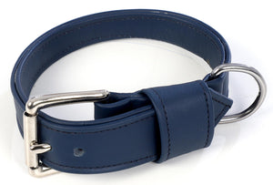 Royal Kings Blue Dog Collar