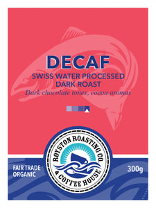 Comox Valley Decaf Coffee Beans