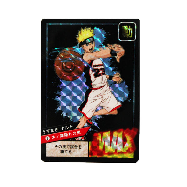 NBA Cross Over Power Level Card n°3 : Naruto