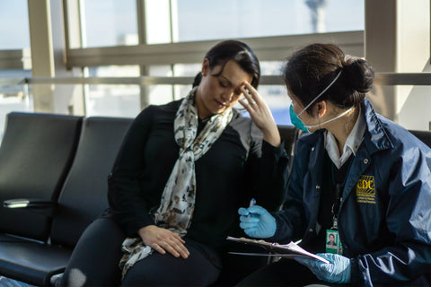 Should I Wear a Face Mask for Airports? - Travel Safe