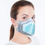 REUSABLE - KN95 Silicone Face Mask maskcoronavirus.co.uk REUSABLE-KN95