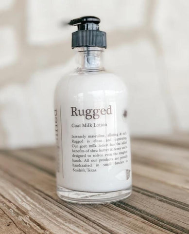 Simplified Soap Rugged Lotion