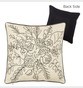 Wildflower Pillow
